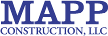 MAPP Construction Logo